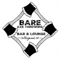 Bareaxe Throwing Bar