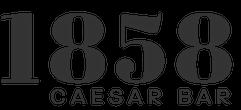 1858 Caesar Bar